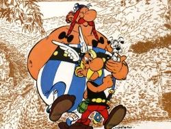 Gauleses: o mundo de Asterix e Obelix