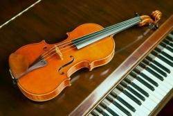Concerto - Música para violino e piano