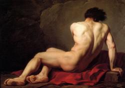 Corpos despidos: o nu masculino na Arte Ocidental