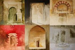 Às portas do paraíso: poesia medieval andalusí