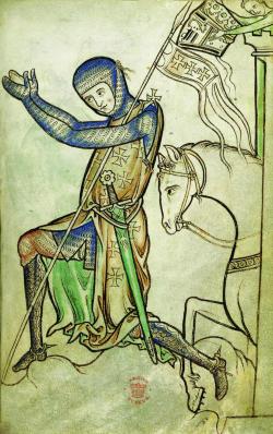 O espírito da cavalaria medieval