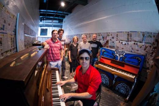 StudioClio realiza em parceria com a produtora Mata Hari o projeto Piano Livre