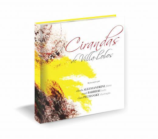 Livro Cirandas de Villa-Lobos é premiado pela Associação Gaúcha de Escritores