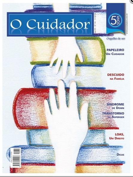Revista O Cuidador comemora 5 anos de publicações