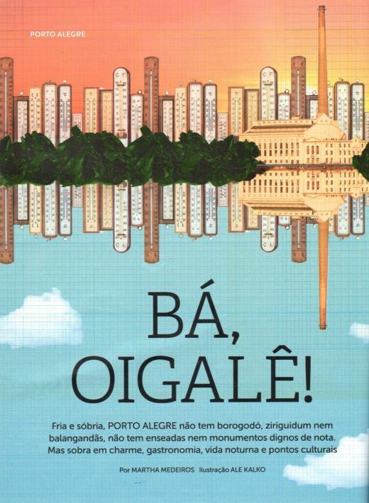 StudioClio é destaque em roteiro para Porto Alegre