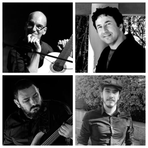 Lançamento do Quarteto Jazz StudioClio