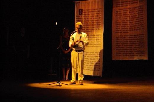 Airton Cattani é premiado no Açorianos de Literatura